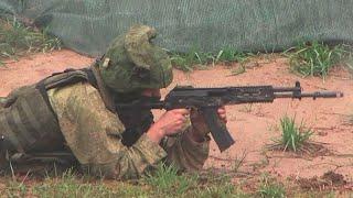 Спецназ отмечает 70-летие со дня основания войск