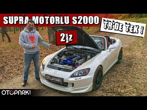 2JZ Honda S2000 | TEST