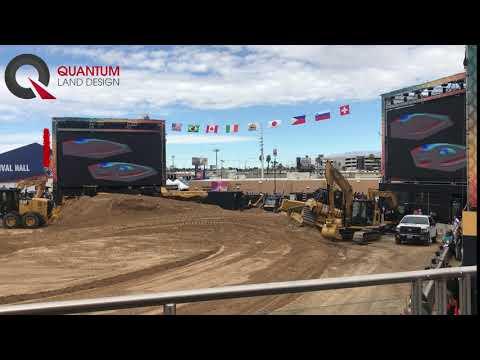 Caterpillar Operator Stadium - Conexpo 2020