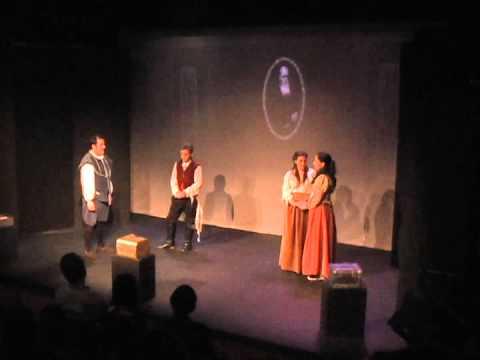 Merchant of Venice - Act 3 Scene 2 - I pray you tarry