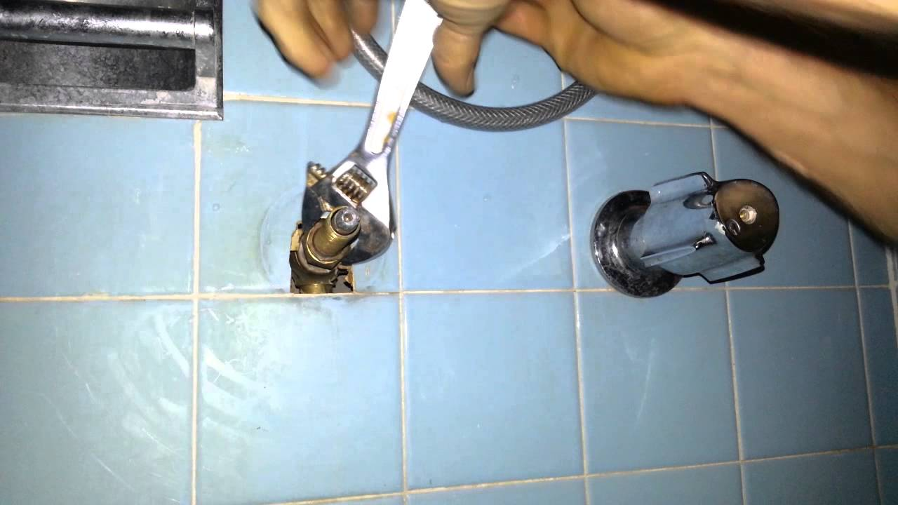 water heater alarm how to fix a dripping shower head