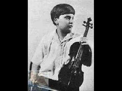 The Young Yehudi Menuhin Encore 5
