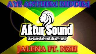 Aye anthem riddim mix