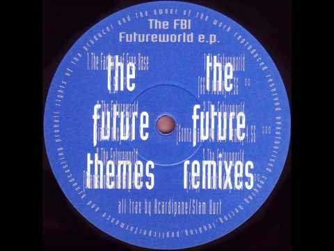 FREE BASE INTERNATIONAL - THE FUTUREWORLD (SNIFF 'N' CUT EDIT) 1991