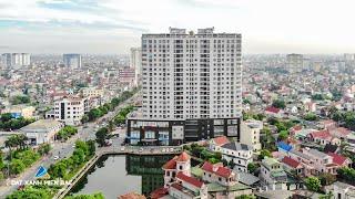 Căn hộ VIP diện tích 101m2 chung cư Trung Đức, vị trí số 2 Lê Lợi, phường Hưng Bình, tp Vinh