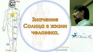 Антон Кузнецов (Ведаврат): Значение Солнца в жизни человека.