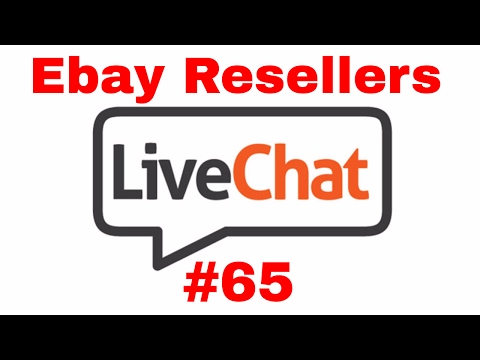 Tat Chat #65 - Making money on ebay as a full time job...