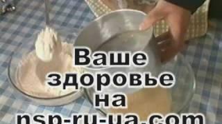 Видео рецепты: Рецепт постного теста - русская кухня