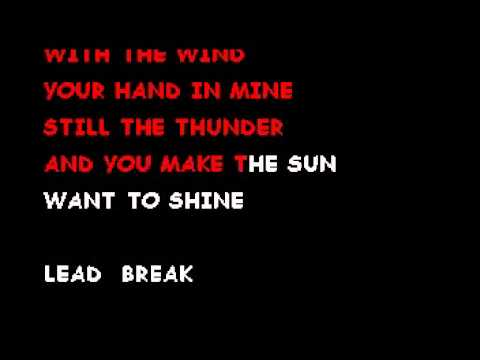 Storms Never Last - Dr Hook [Karaoke]
