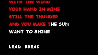 Storms Never Last - Dr Hook [Karaoke]