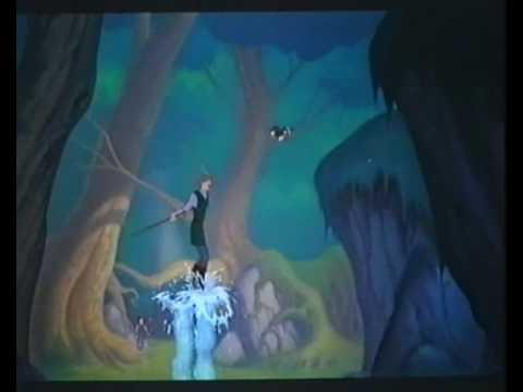 La Spada Magica - Alla Ricerca Di Camelot - Trailer Italiano (1998)