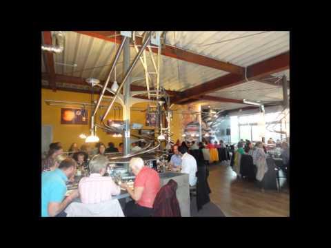 Eröffnungswochenende Achterbahn- Restaurant in Dresden