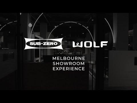 SubZero Wolf Event - Melbourne Showroom Experience