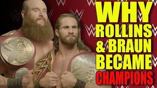 Reason Why Braun Strowman & Seth Rollins Won Raw Tag Titles! 2 WWE Superstars Confirm Departure!