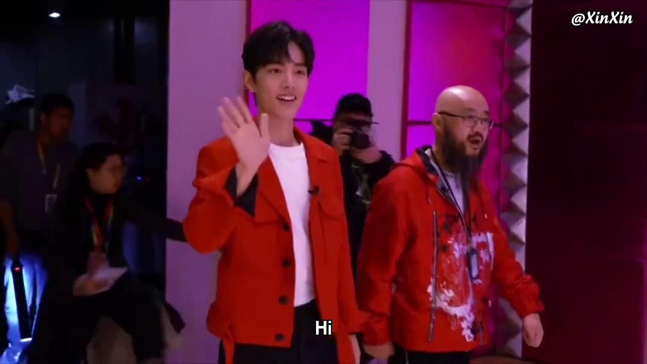 Engsub 191228 Xiao Zhan Visit Beijing Tv Youtube