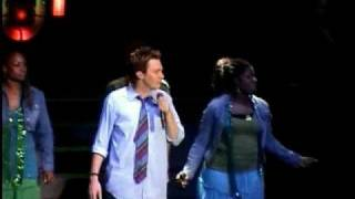 Clay Aiken - Invisible -Jukebox Tour Subtitulado en Español