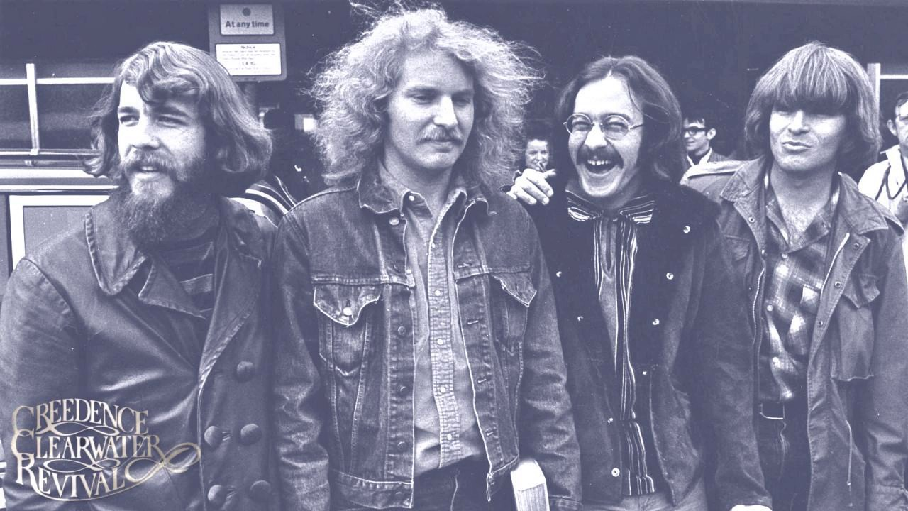 creedence clearwater revival biography
