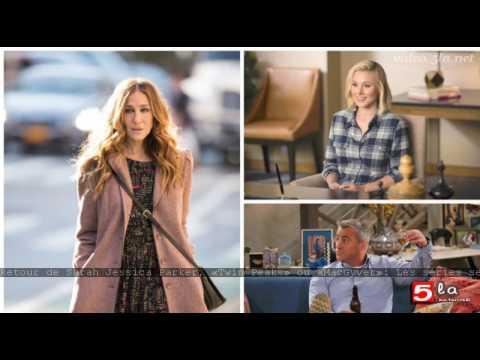 Retour de Sarah Jessica Parker, «Twin Peaks» ou «MacGyver»: Les séries se la jouent «nineties»