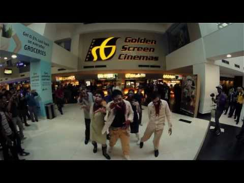 KL Zombi Promo | Zombie Attack and Flash Mob at GSC Cinemas