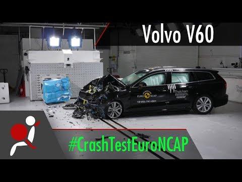 Volvo S60 V60 - 2018 - Crash Test Euro NCAP