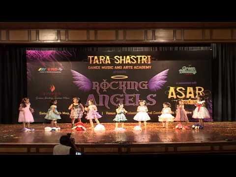 Itti si hansi -Tara Shastri Dance Academy...