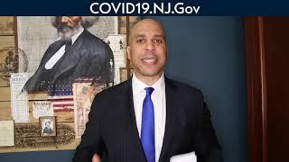 Coronavirus: Senator Cory Booker Update On COVID-19 - #3 The Stimulus Bill