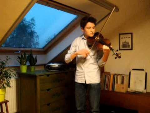 Klaus Badelt - He's A Pirate (Violin & Instrumental cover)