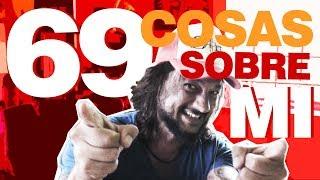 EL BANANERO - 69 COSAS SOBRE MI + PUTORIAL vs MIA KHALIFA con POST MAMON