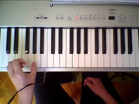 Pink - Who Knew , tutorial piano