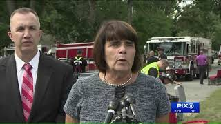 Long Island couple killed after plane crashes in Boston suburb