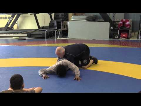 Doug Yeats Clinic: Gutwrench On The Hips