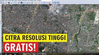 Download Citra Satelit Resolusi Tinggi : Google Earth, Google Maps, Nokia Satelit, dll | SAS PLANET screenshot 4