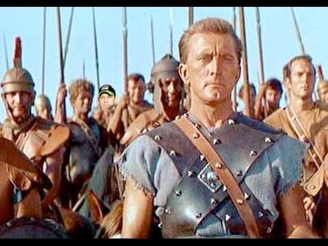 1960 film spartacus A slave leads a rebellion against the roman empirein spartacus story inspired by actual events.