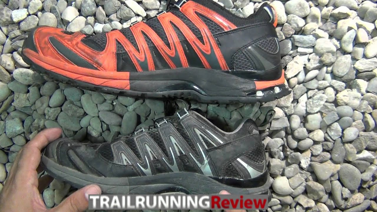 salomon xa pro 3d gtx gore-tex test zapatillas
