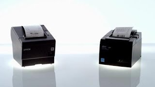 Check out the paper saving features of epson tm-t88v retail printer, and see how it compares to another printer from star. for more information, visit: h...