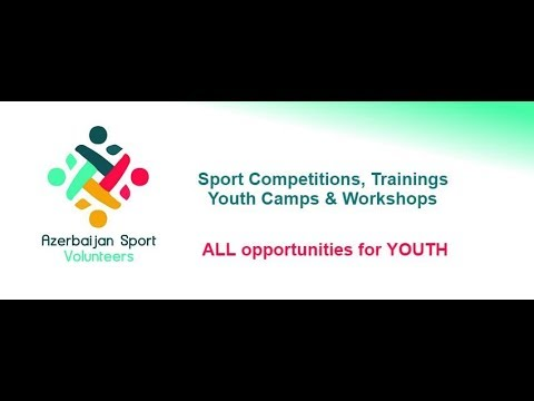 Azerbaijan Sport Volunteers komandasının 2018 Rəsmi Hesabat Videosu