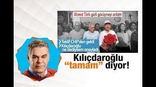 """Süleyman Özışık : Kılıçdaroğlu """"tamam"""" diyor!"""