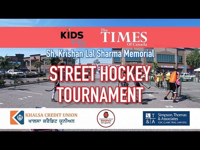 Street Hockey Tournament 2019