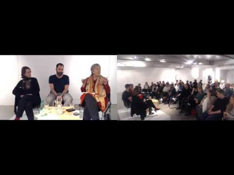 Dovecot Gallery and NL20 Commissions Presents - Geoffrey Mann and Susanna Beaumont in conversation
