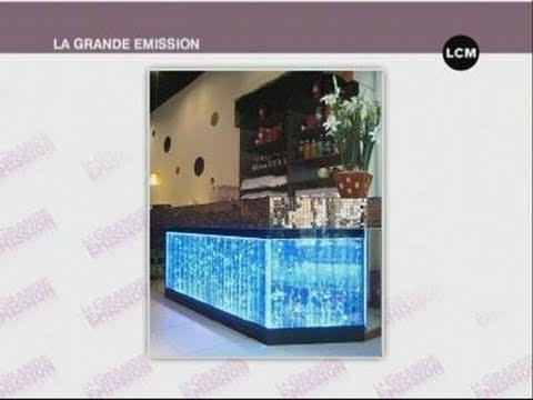 d co les murs d 39 eau se d mocratisent youtube. Black Bedroom Furniture Sets. Home Design Ideas