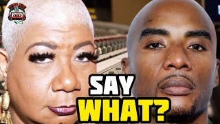 Luenell Blows Up Charlamagne Tha God's Spot With This Video!!