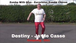 Eurovision Zumba Choreo - Destiny - Je Me Casse - Malta