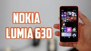 Nokia Lumia 630, Review en español