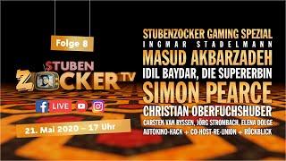 StubenhockerTV Folge 08 vom 21.05.2020