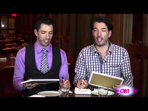 Do The Property Brothers Drew Scott and Jonathan Scott Know Each Others' Favorite Animals?