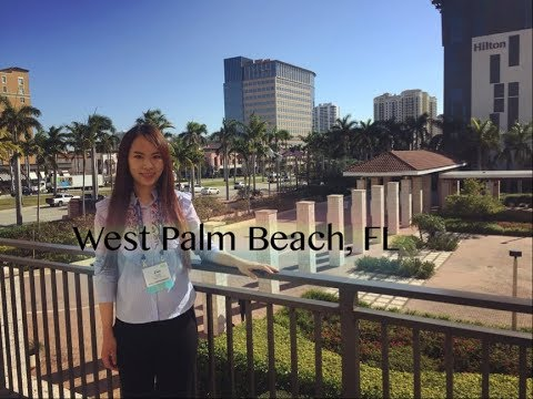 Travel with ZZ | A conference trip to West Palm Beach, FL