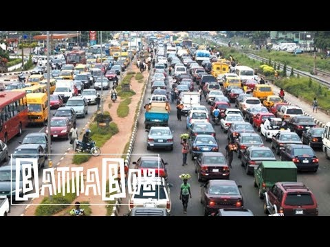 BattaBox Presenters Interview Drivers Stuck In Deadly Traffic
