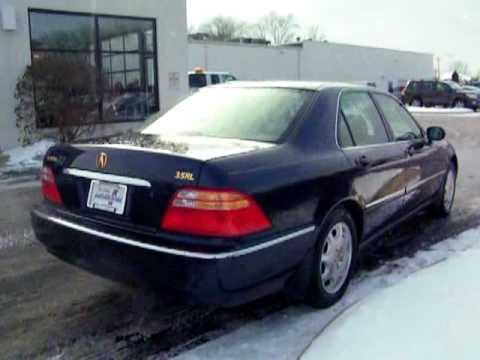 1999 Acura RL Stock 99550A