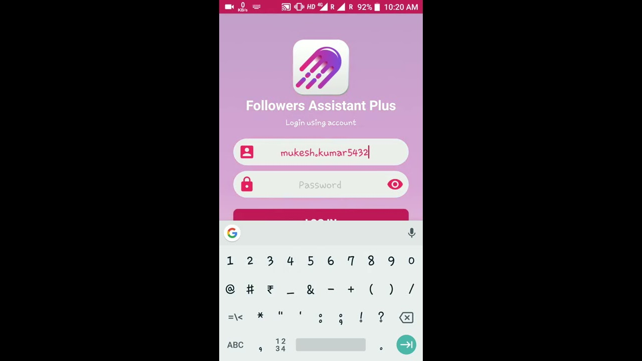 Followers Assistant Plus for Instagram
