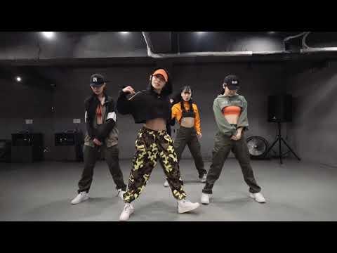 Abusadamente |Remix| - MC Gustta e MC DG ft. May J Lee |1 MILLION Dance Studio Mirrored / Slow HD